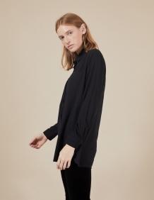 Alef Alef | אלף אלף - בגדי מעצבים | חולצת Joan | שחור