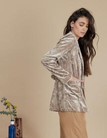 Alef Alef | אלף אלף - בגדי מעצבים | ז'קט Maria בז'