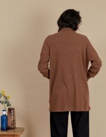 Alef Alef | אלף אלף - בגדי מעצבים | עליונית Bessie | קאמל