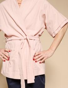 Alef Alef | אלף אלף - בגדי מעצבים | קימונו Shavit פודרה