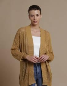 Alef Alef | אלף אלף - בגדי מעצבים | עליונית Tazman חרדל