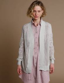 Alef Alef | אלף אלף - בגדי מעצבים | עליונית Tazman אבן