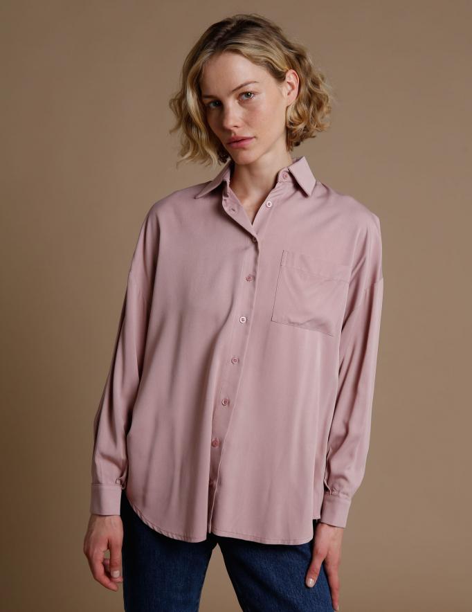 Alef Alef | אלף אלף - בגדי מעצבים | חולצת Table פודרה