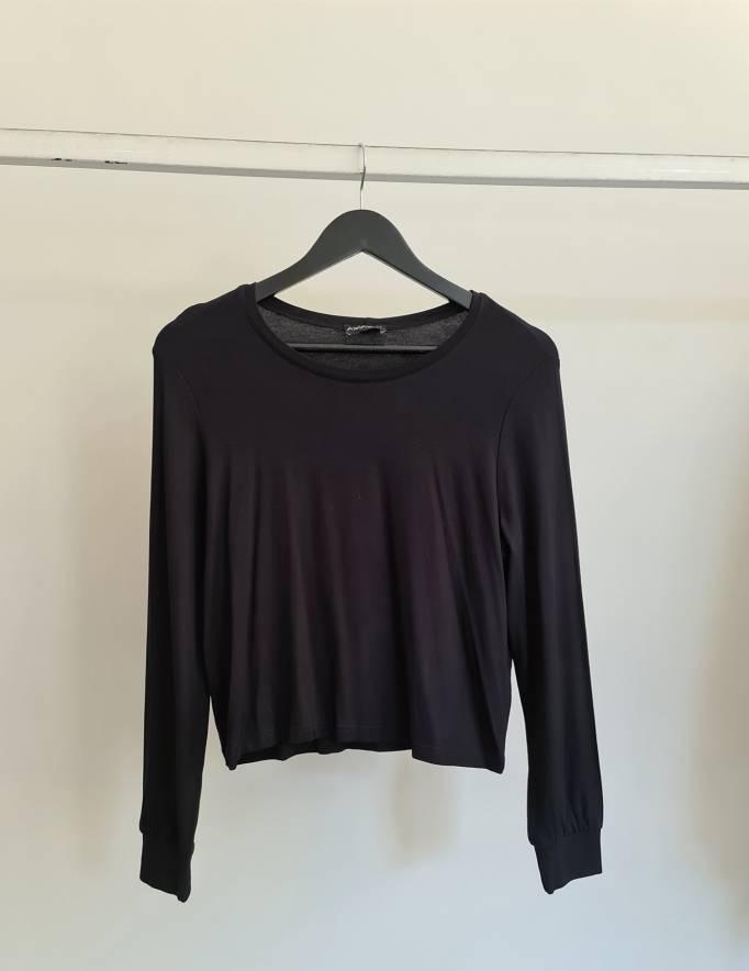 Alef Alef | אלף אלף - בגדי מעצבים | חולצת MICHALES שחור
