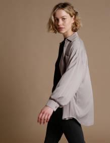 Alef Alef | אלף אלף - בגדי מעצבים | חולצת Table אבן