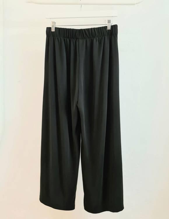 Alef Alef | אלף אלף - בגדי מעצבים | מכנסי Tzadok שחור פחם