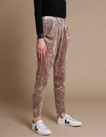 Alef Alef | אלף אלף - בגדי מעצבים | מכנסי Katya בז'