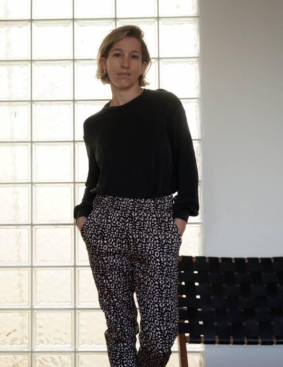 Alef Alef | אלף אלף - בגדי מעצבים | חולצת NAPOLEON שחור פחם