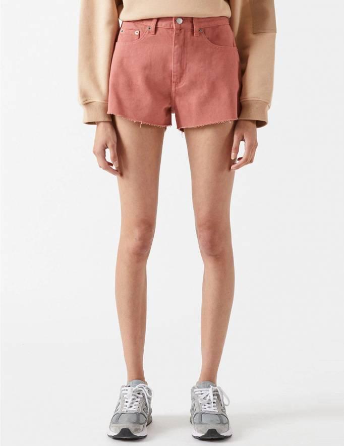 Alef Alef | אלף אלף - בגדי מעצבים | Skye Shorts | Terracotta