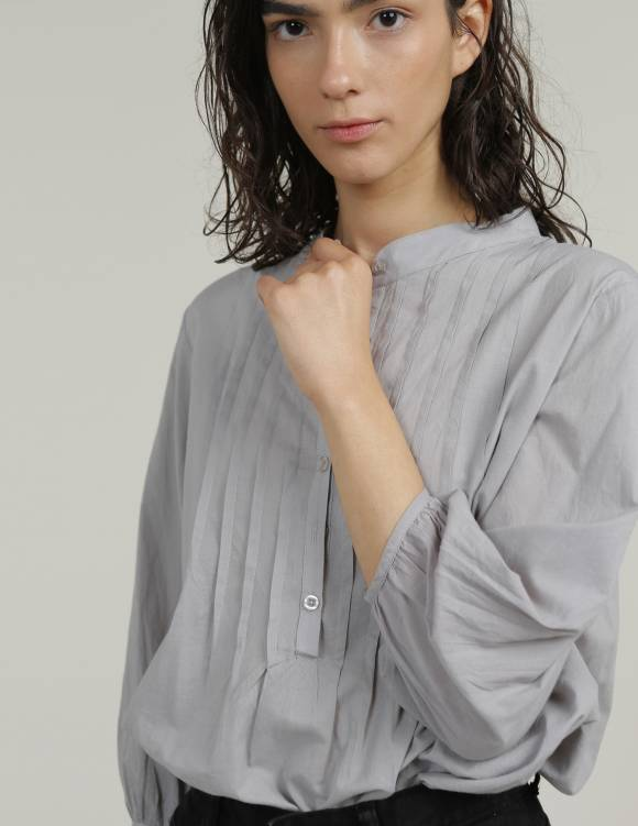 Alef Alef | אלף אלף - בגדי מעצבים | גלביה ILI תכלת