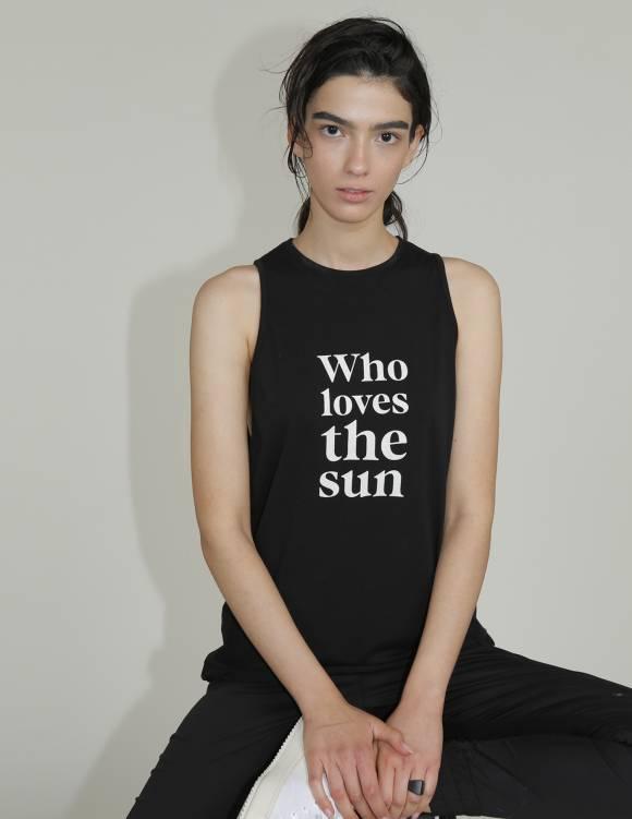 Alef Alef | אלף אלף - בגדי מעצבים | גופית SOL שחור