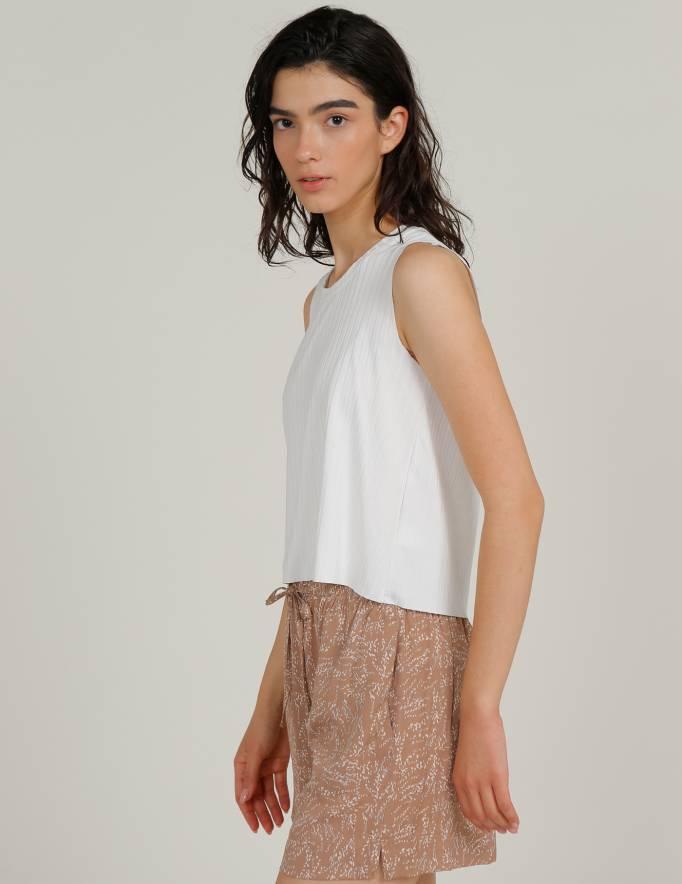 Alef Alef | אלף אלף - בגדי מעצבים | גופית APOLO שמנת