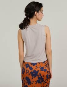 Alef Alef | אלף אלף - בגדי מעצבים | גופית APOLO בז'