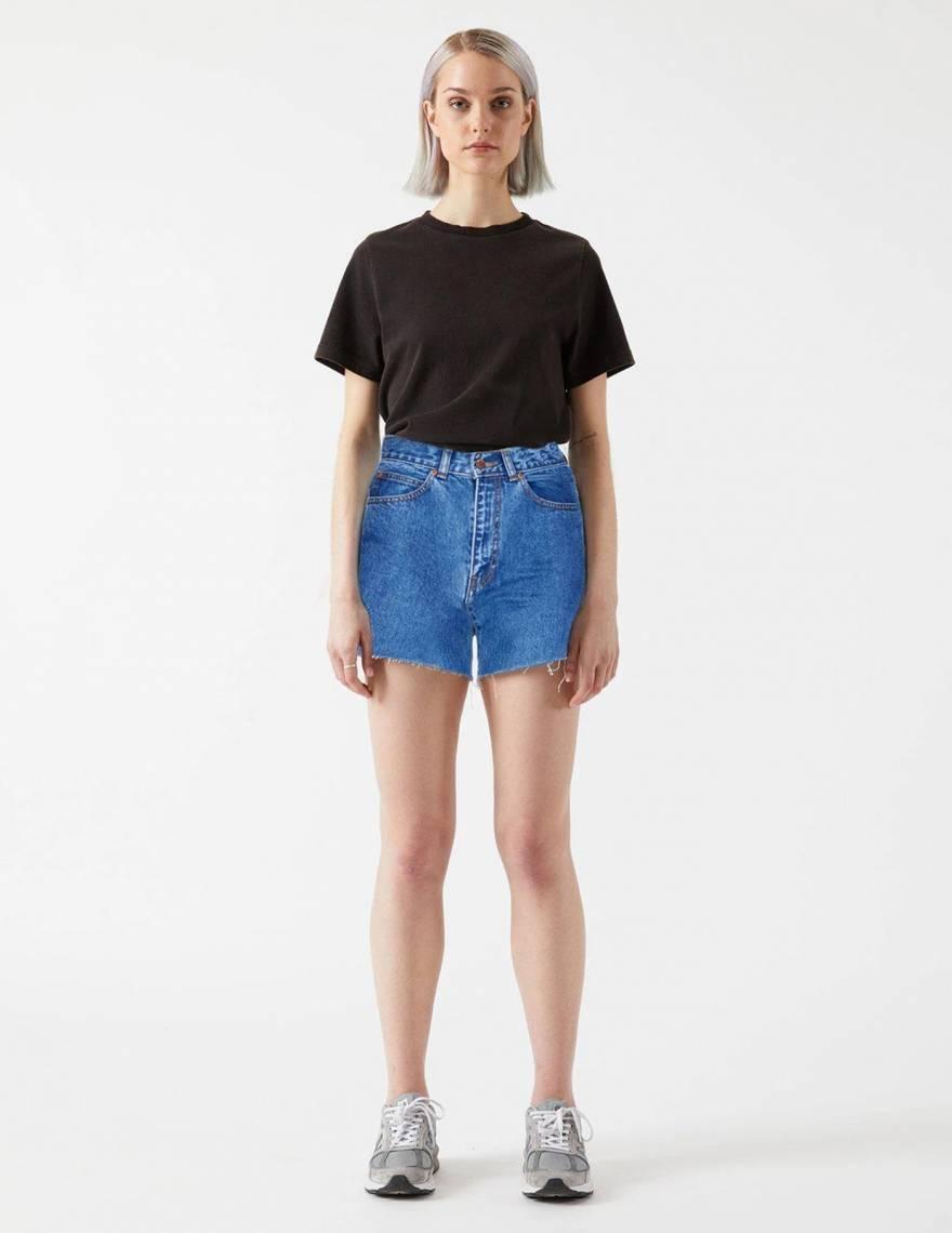 Alef Alef | אלף אלף - בגדי מעצבים | Nora Shorts | Mid retro