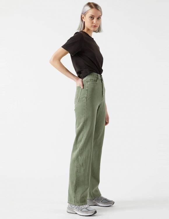 Alef Alef | אלף אלף - בגדי מעצבים | Echo | Washed Green