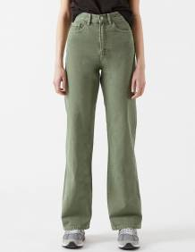 Alef Alef   אלף אלף - בגדי מעצבים   Echo   Washed Green