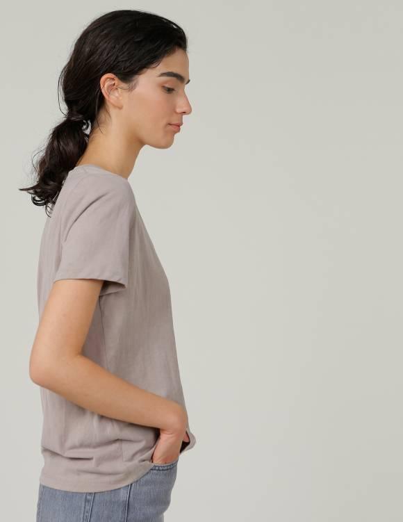 Alef Alef   אלף אלף - בגדי מעצבים   חולצת MERAKI חאקי