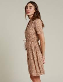 Alef Alef | אלף אלף - בגדי מעצבים | שמלת MESSINA פרחוני