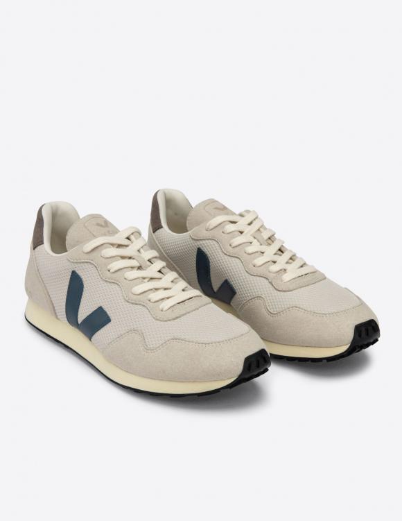 Alef Alef | אלף אלף - בגדי מעצבים | נעלי VEJA-SDU CALIFORNIA אפור V כחול