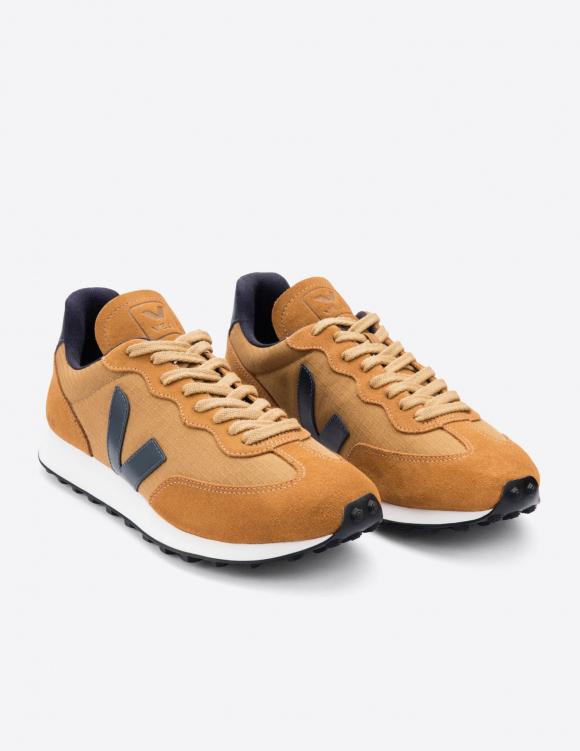 Alef Alef | אלף אלף - בגדי מעצבים | נעלי VEJA -RIO BRANCO  קאמל
