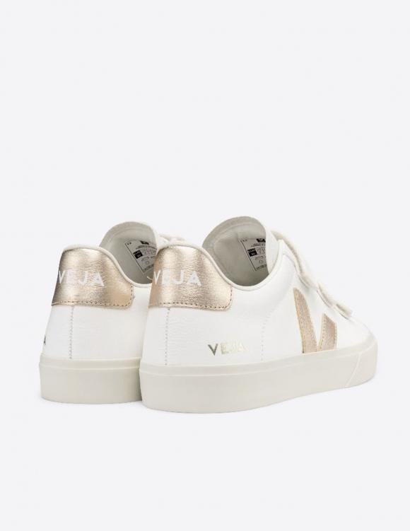Alef Alef | אלף אלף - בגדי מעצבים | נעלי VEJA -RECIFE ברונזה